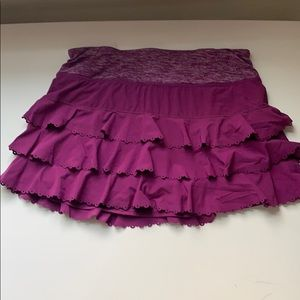 Lululemon Run Weightless Skirt RARE